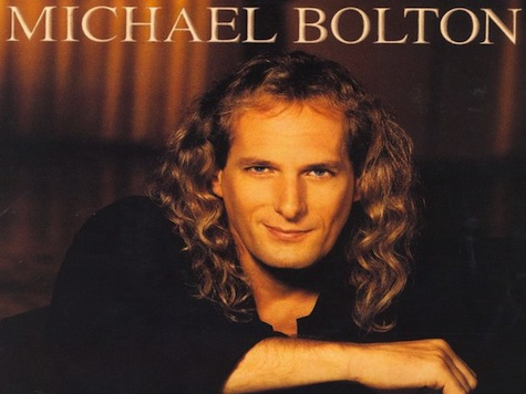 Michael Bolton: 'I Would Walk Across The Country' To Get Hillary In Office