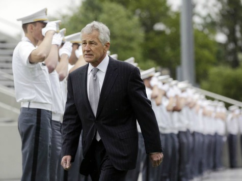 Hagel Urges West Point Cadets to End 'Scourge' of Sex Assault