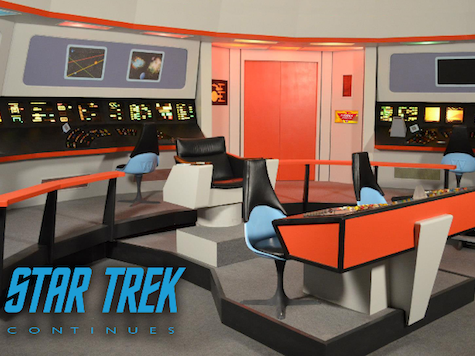 'Star Trek Continues' Sets out to Complete Enterprise's Five-Year Mission