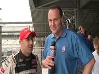 Tony Kanaan Talks First Indy 500 Win