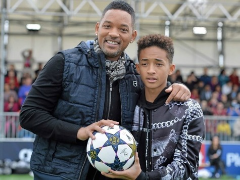 Will Smith Whiffs Soccer Penalty Kick