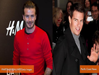 REPORT: Cruise Wants To Help Beckham Become Action Star