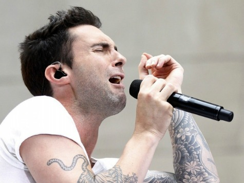 Adam Levine Responds to 'The Voice' Vote: 'I Hate This Country'
