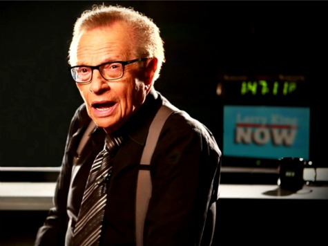 Teaser Trailer: Larry King Heads to Russia's RT