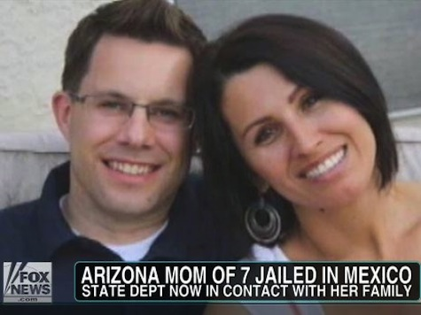 Arizona Mom Wrongfully Jailed in Mexico on Drug Charges