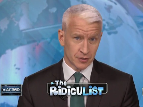 Anderson Cooper Gives Brilliant Update On IKEA Monkey