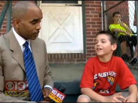 Eight-Year-Old 'Pop Tart Gun' Boy Gets Lifetime NRA Membership