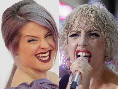 Kelly Osborne, Lady Gaga Fight over Who Hates Bullying More