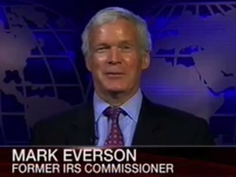 Former IRS Commissioner: I Only Went To White House Once