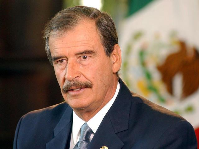 Ex-Mexico President Praises US Pot Businessmen