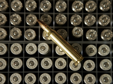CA State Senator: Background Checks for Bullets