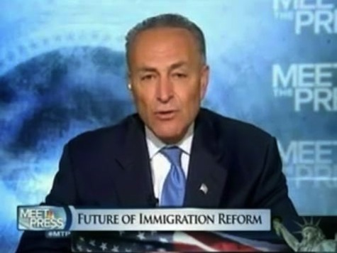 Schumer: 'So-Called Scandals' Won't Slow Down Immigration Reform