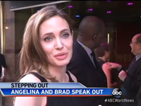 Jolie Speaks Out On Surgery