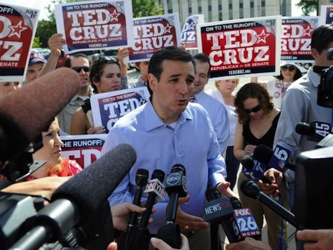 Cruz On 2016 Run: 'The U.S. Senate Is The Battlefield Right Now'