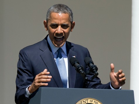 Obama Attacks GOP While Announcing Judicial Nominees