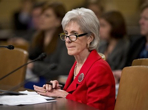 Sebelius: 'I Don't Know' If Other HHS Employees Fundraised