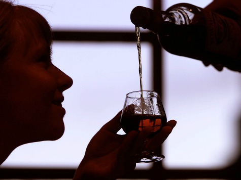 Congress OKs Nutrition Facts for Alcoholic Drinks