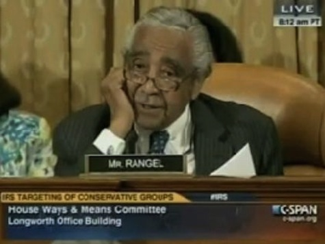 IRS Witness Slams Rangel Down