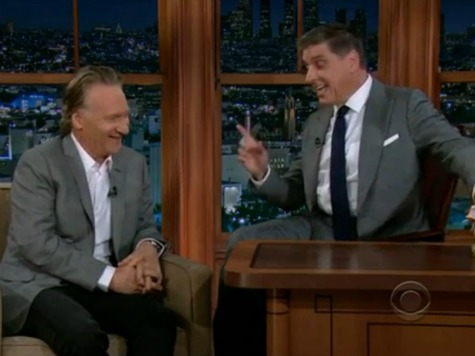 Late-Night Host to Bill Maher: Democratic Party Controls You