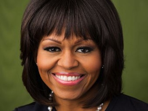 AUDIO: FLOTUS Interrupted By Gay Rights Protester