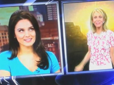 Philadelphia News, Weather Anchors Trade Barbs on Air