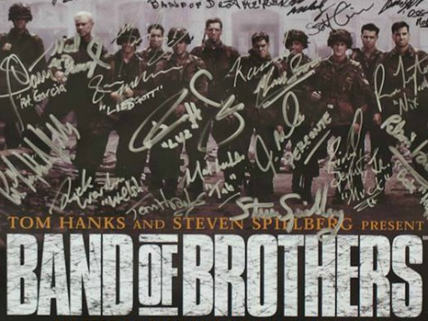 Friend to Breitbart Auctions 'Band of Brothers' Collector's Item to Benefit Troops