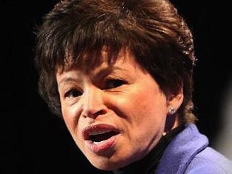 Valerie Jarrett: Eric Holder's Going Nowhere