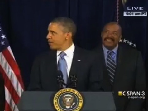 Obama Without Teleprompter: 'People!'