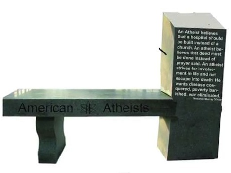 First Atheist Monument on Government Land to Be Unveiled
