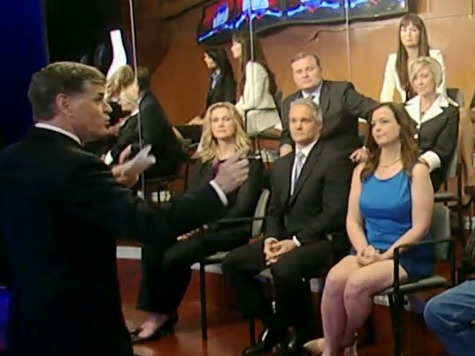 IRS Victims Tell Their Stories on 'Hannity'