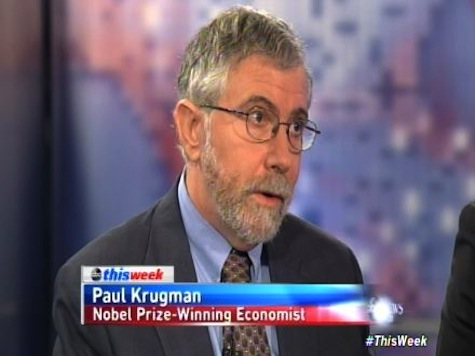 Paul Krugman Criticizes Obama over NSA Scandal