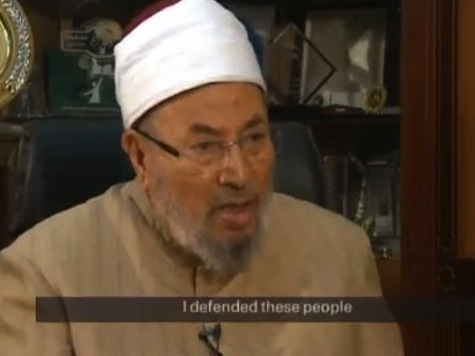 Sheikh Qaradawi Makes U-Turn, Says Hezbollah is 'Party of Satan