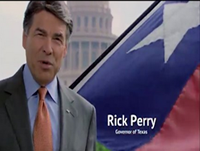 Rick Perry Luring Jobs From CT