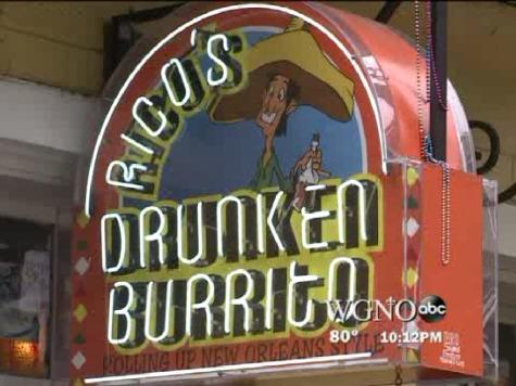 Possibly Pregnant Woman Pulls Gun, Demands Daquiri at 'Drunken Burrito' Bar