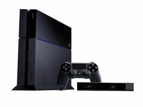 E3: Sony Reveals Playstation 4's Design