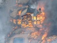 Colorado Fire 'Zero Percent Contained'
