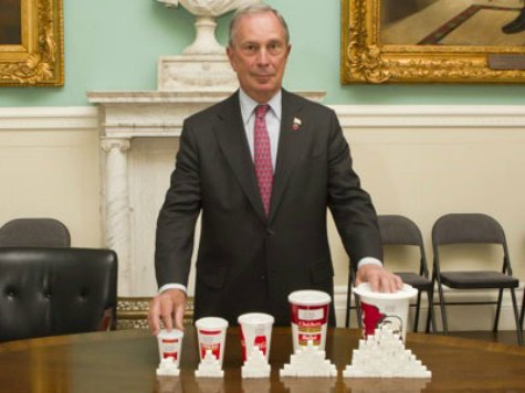 Bloomberg Soda Cup Ban Enters Appeals Court