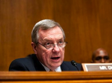Durbin Grills NSA Chief On Qualifications Of NSA Leaker