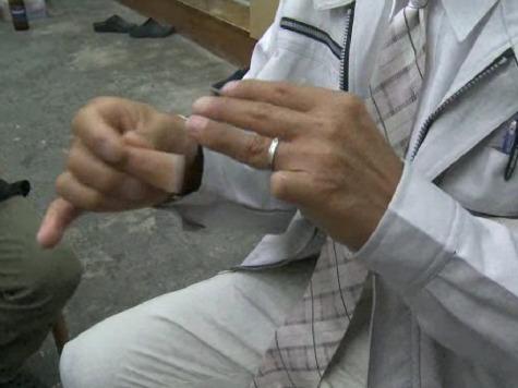 Fake Fingers Help Ex-Yakuza Lead Lawful Life