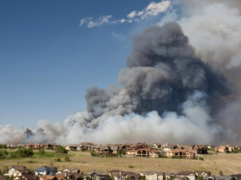 Two Found Dead in Area Burned by CO Wildfire