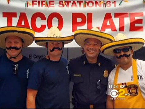 Firefighters in Hot Water for Mexican-Themed Photo