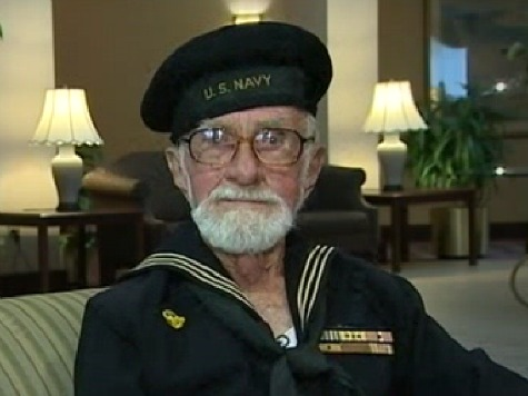 WWII Veteran Gets High School Diploma After 70 Years