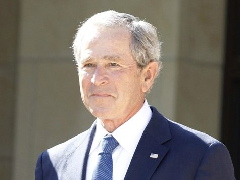 Plane Carrying George W. Bush Make Emergency Landing
