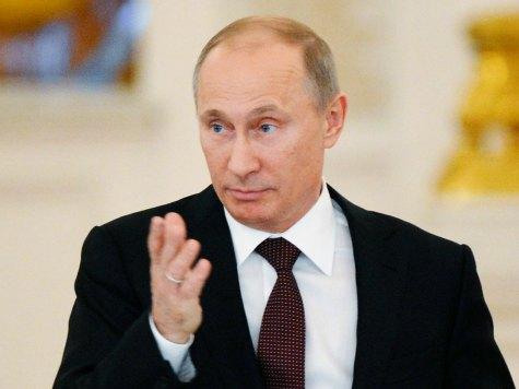 Putin: Syrian Rebels Eat Their Enemies' Organs