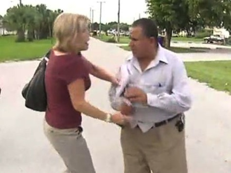Landlord Assaults TV Crew Reporting Residents Living Among Fecal Matter
