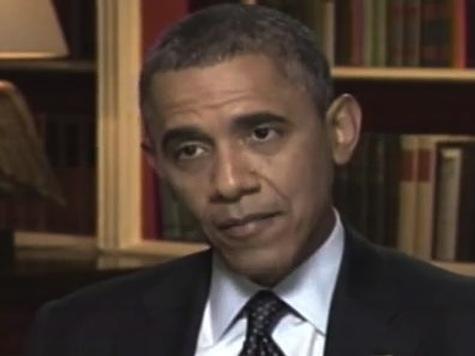 Obama: NSA Data Gathering 'Transparent'