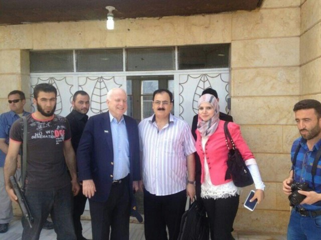 U.S. to Provide Almost $1 Billion to Syrian Rebels