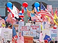 *Live Stream* Tea Party Patriots Rally Beginning 11:30 a.m. ET