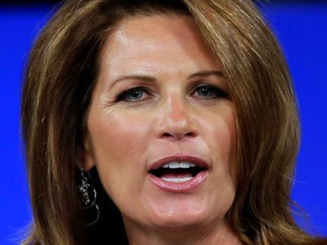 Bachmann To Tea Party: You're 'Sending Shivers' Up Spines Of Politicians