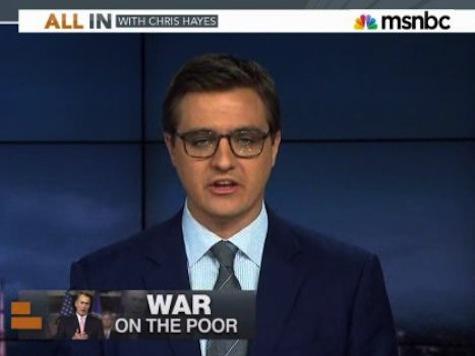 MSNBC Host: GOP On 'Anti-Food Stamp Jihad'
